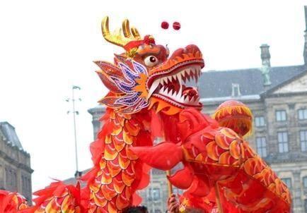 Chinese draak gevonden op Marktplaats