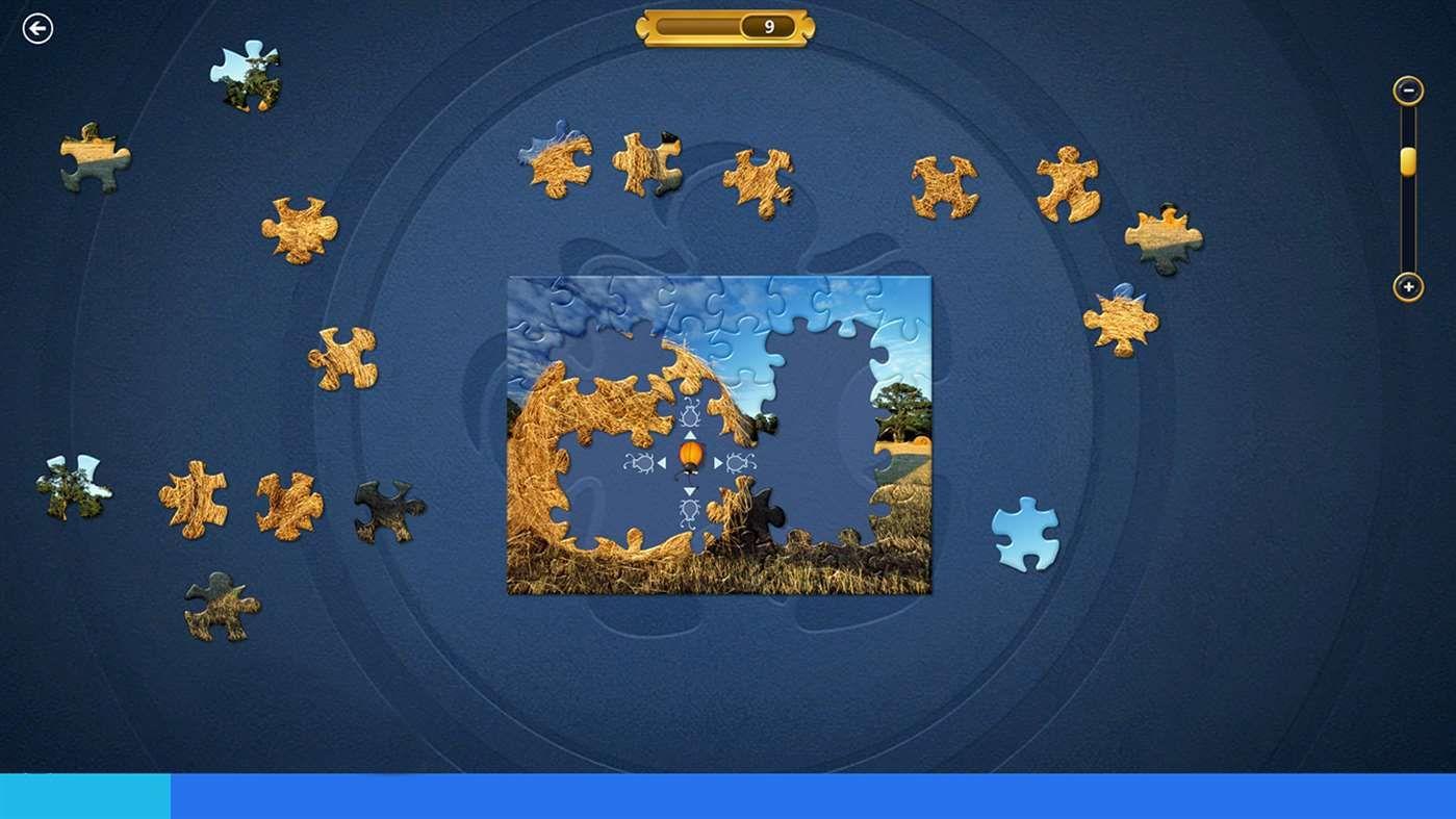 Microsoft Jigsaw Games On Microsoft Store Windows 10 Microsoft Store Recevoir