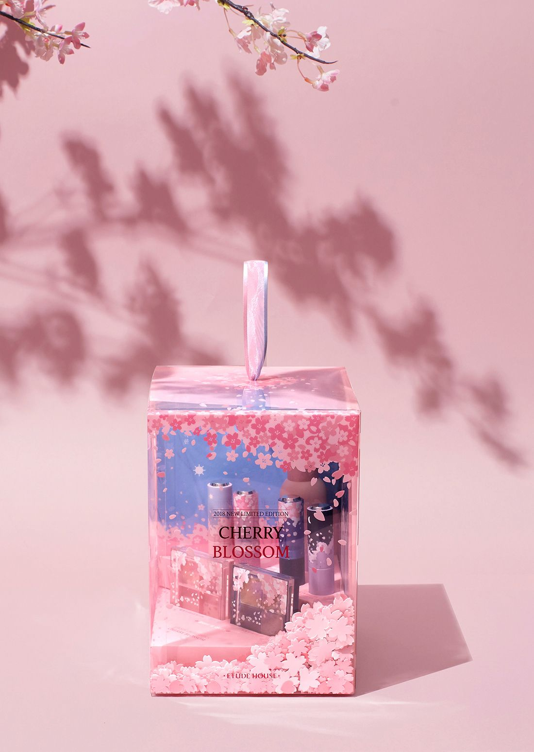Etude House Sweet Endorser Cherry Blossom kit on Behance