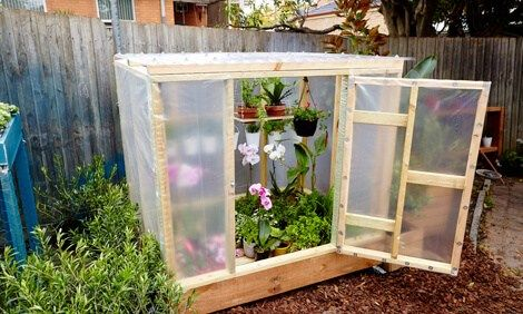 30+ Cheap Homemade Greenhouse Plans & Ideas You Can Build (FREE) #diygartenprojekte