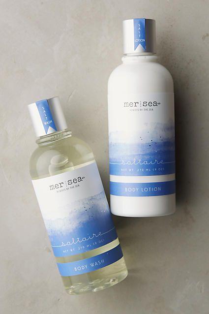 Mer-Sea & Co. Body Wash