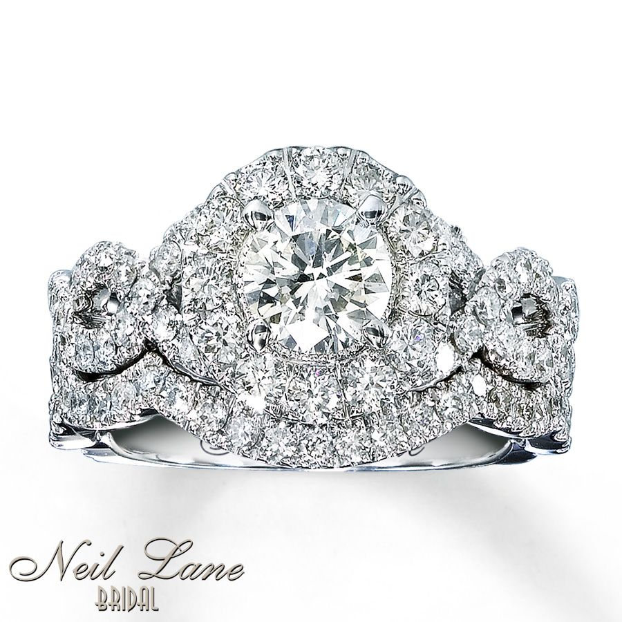 neil lane wedding bands This is close to my idea engagement ring Neil Lane Engagement Ring And Wedding