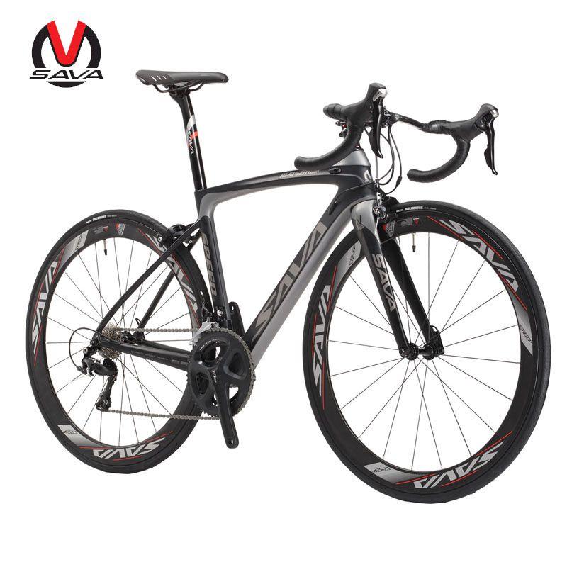 Sava herd5.0 700c rennrad carbon fahrräder shimano 5800 105 Groupset Carbon Laufradsatz/Sattelstütze/Gabel 22 Geschwindigkeit Bicicleta