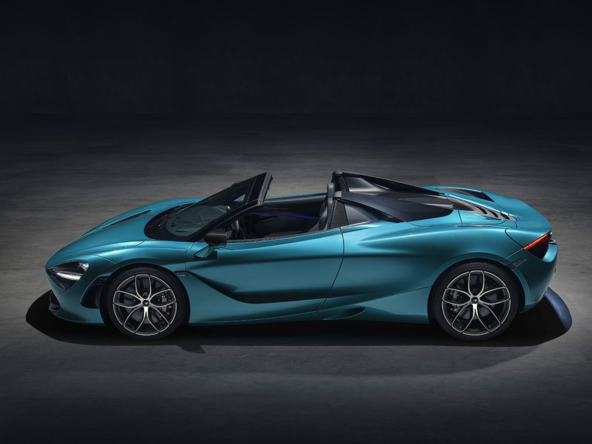 Mclaren 720s Spider Us Prices Start From 315 000 Drive And Ride Usa New Mclaren Sports Car Super Cars