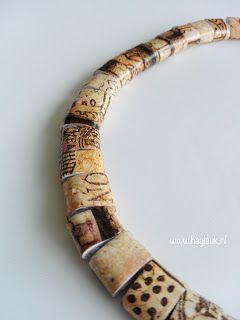 Ovale papieren kralen makenWat is sieraden Alle ornamenten die op het lichaam durante op kl Ovale papieren kralen maken