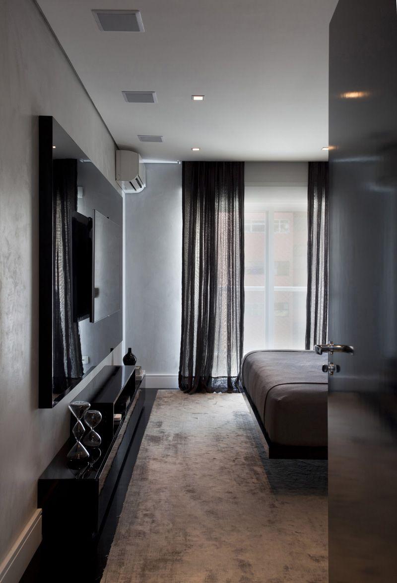 Apartamento em São Paulo, Brasil, projetado por Marcelo Rosset Arquitetura