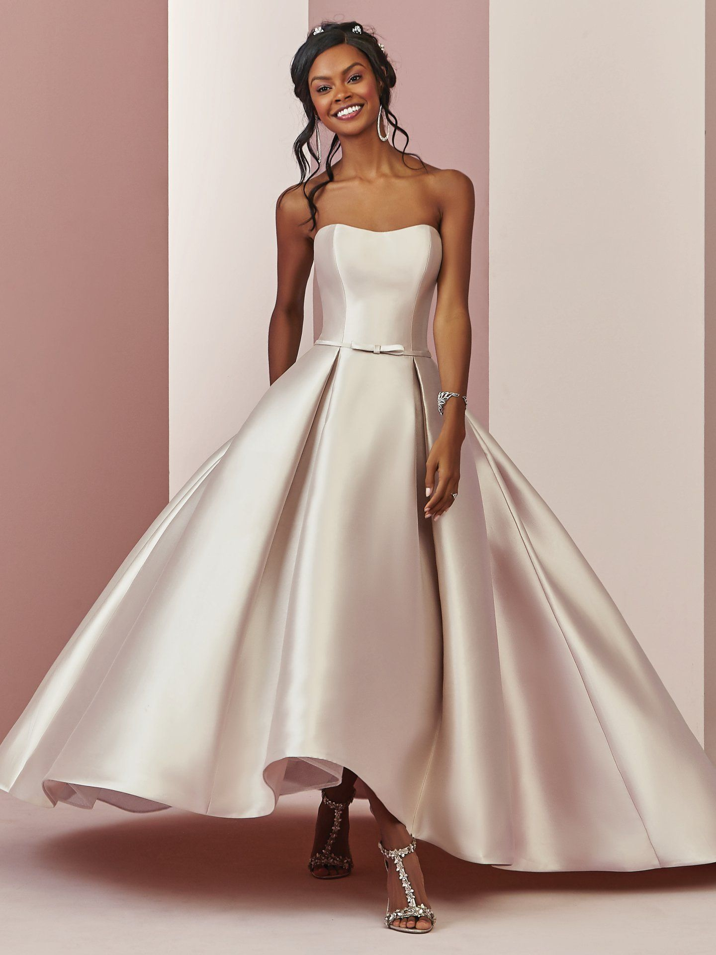 Dramatic with timeless inspiration wedding gown gallery