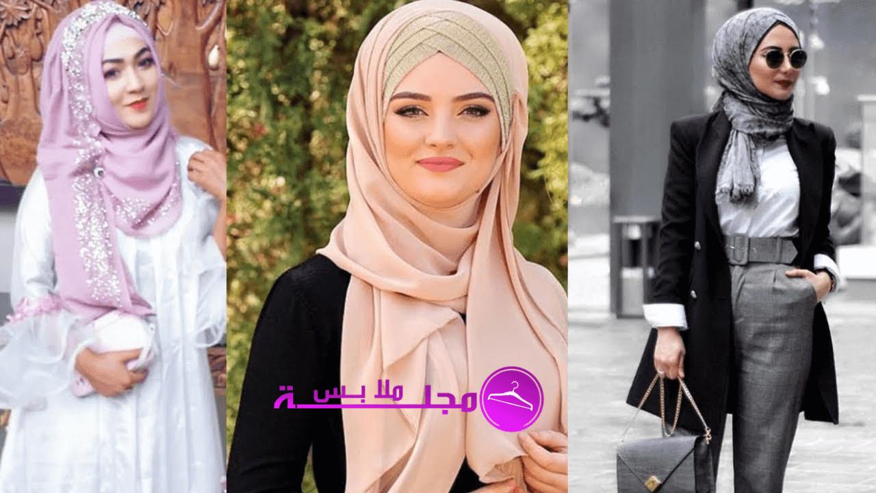 أفضل أنماط الحجاب للفتيات القصيرات لتبدو طويلة Short Girls Hijab Fashion Style