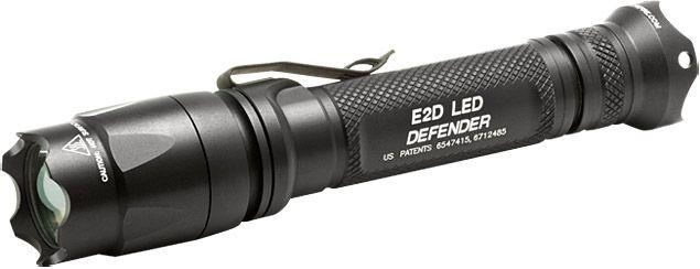 Surefire E2D Defender LED Flashlight ($165)