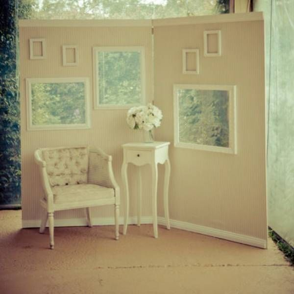 Vintage Shabby Chic Photo Booth Wall Props Perfect Your Wedding