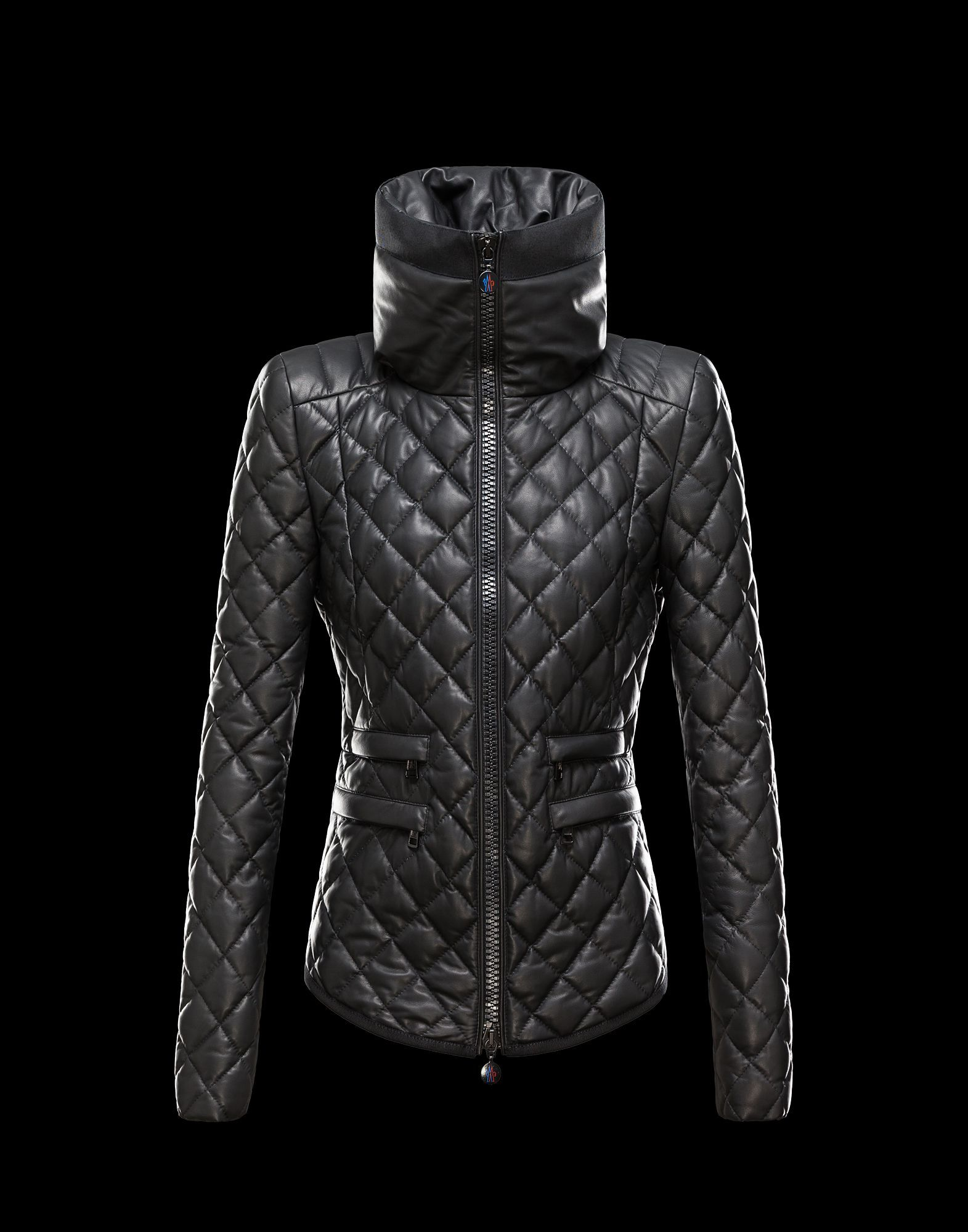 Moncler Chaquetas Cropped Chica