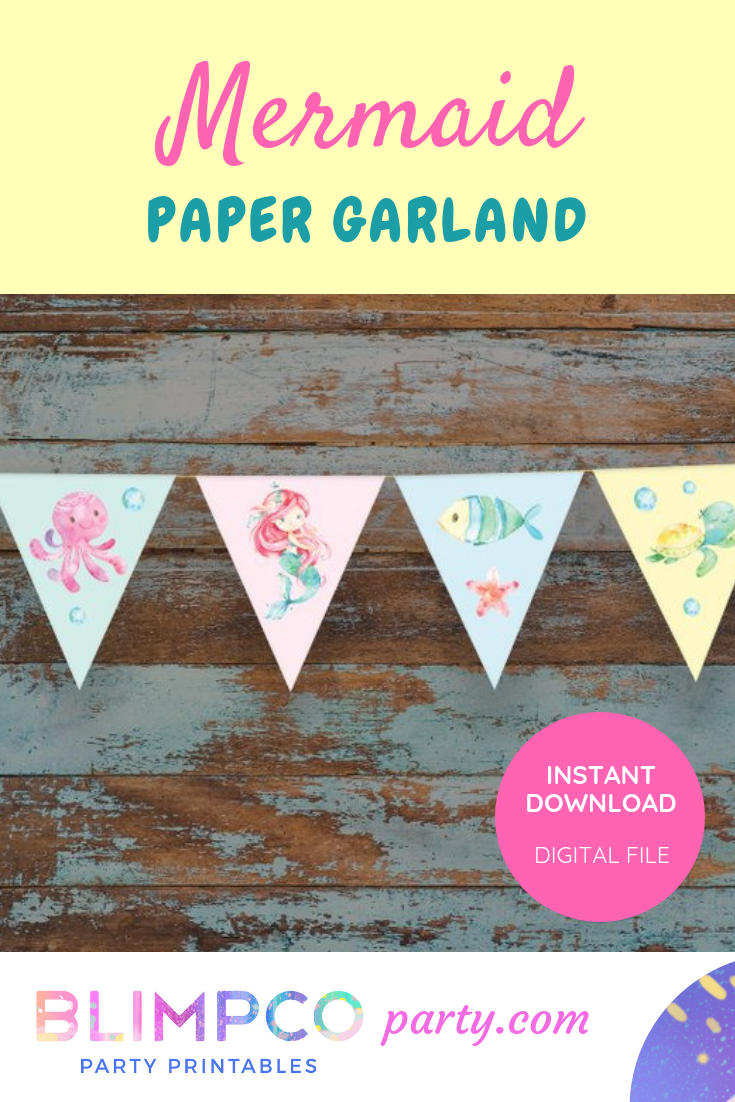 Strawberry Personalised Birthday Party Bunting Banner Garland