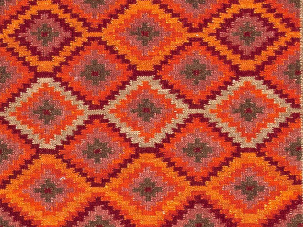 Jaipur Rugs Flat Weave Tribal Pattern Multi Color Wool Handmade Rug
