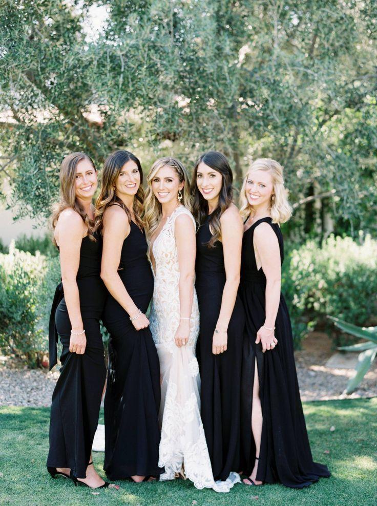 Modern & Organic wedding at El Chorro, Scottsdale | Scottsdale Real Weddings