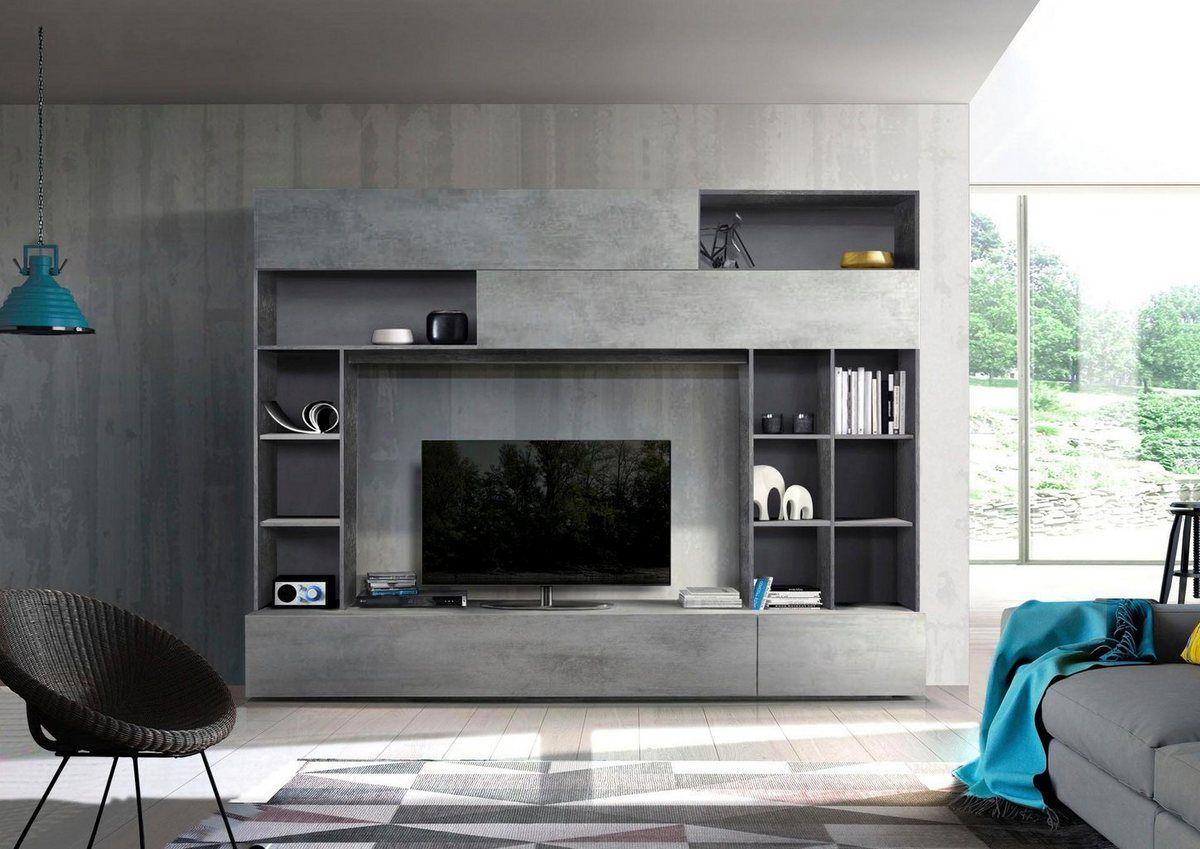 TV-Schrank  Tv schrank, Schrank design, Schrankwand