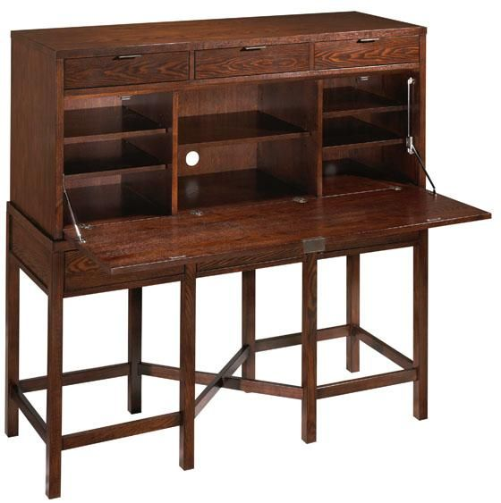 Martha Stewart LivingTM Lombard Desk And Hutch Set
