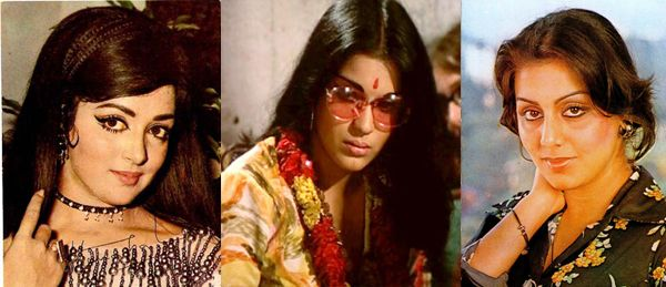 Decades Of Bollywood Fashion We Loved The 70s For The Hair Makeup And Chic Hippie Style Bollywood Fashion Style Fashion