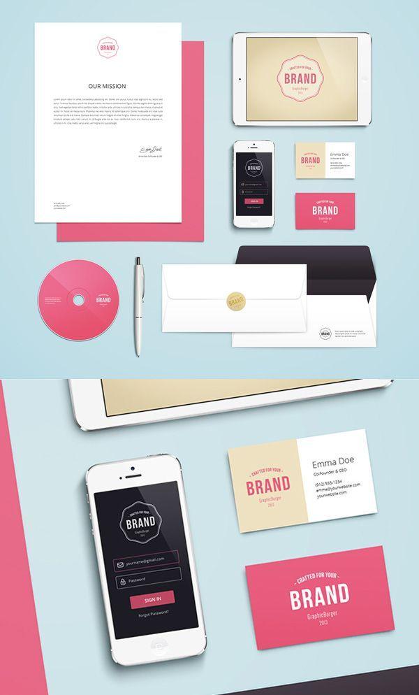 Free Psd Mockup Templates 28 Mockups Freebies Graphic Design Junction Design Mockup Free Branding Identity Mockup Free Business Card Mockup