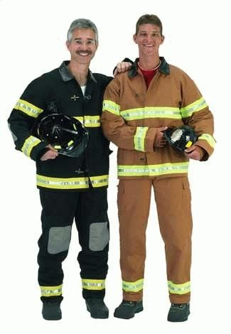 diy halloween how to make a firefighter costume - Fireman Halloween