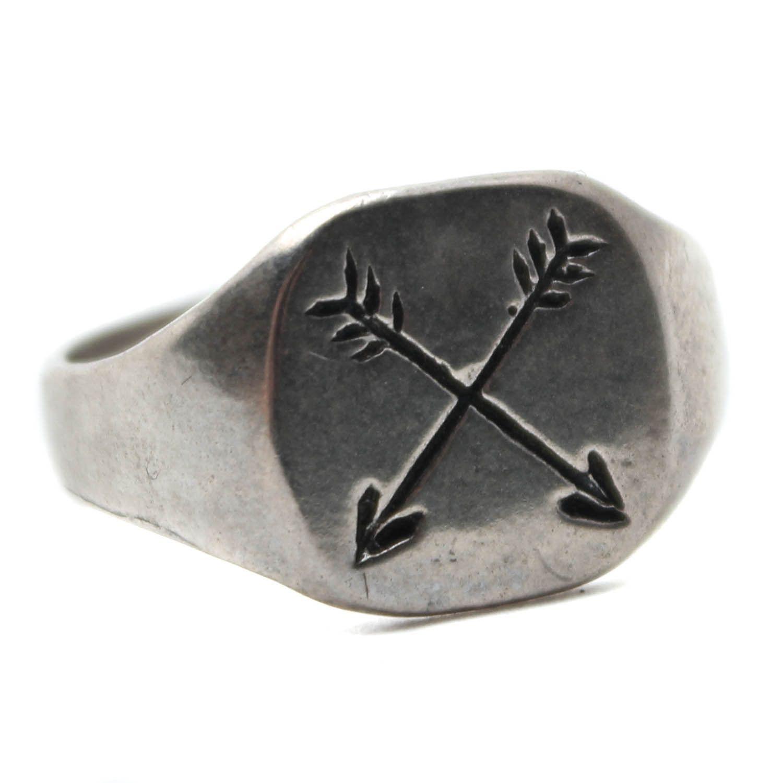 Arrow ring american symbols arrow and sterling silver arrow ring buycottarizona