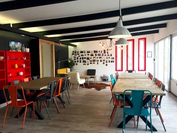 coworking bureau fermé paris 56m² COWORKING PARIS Pinterest