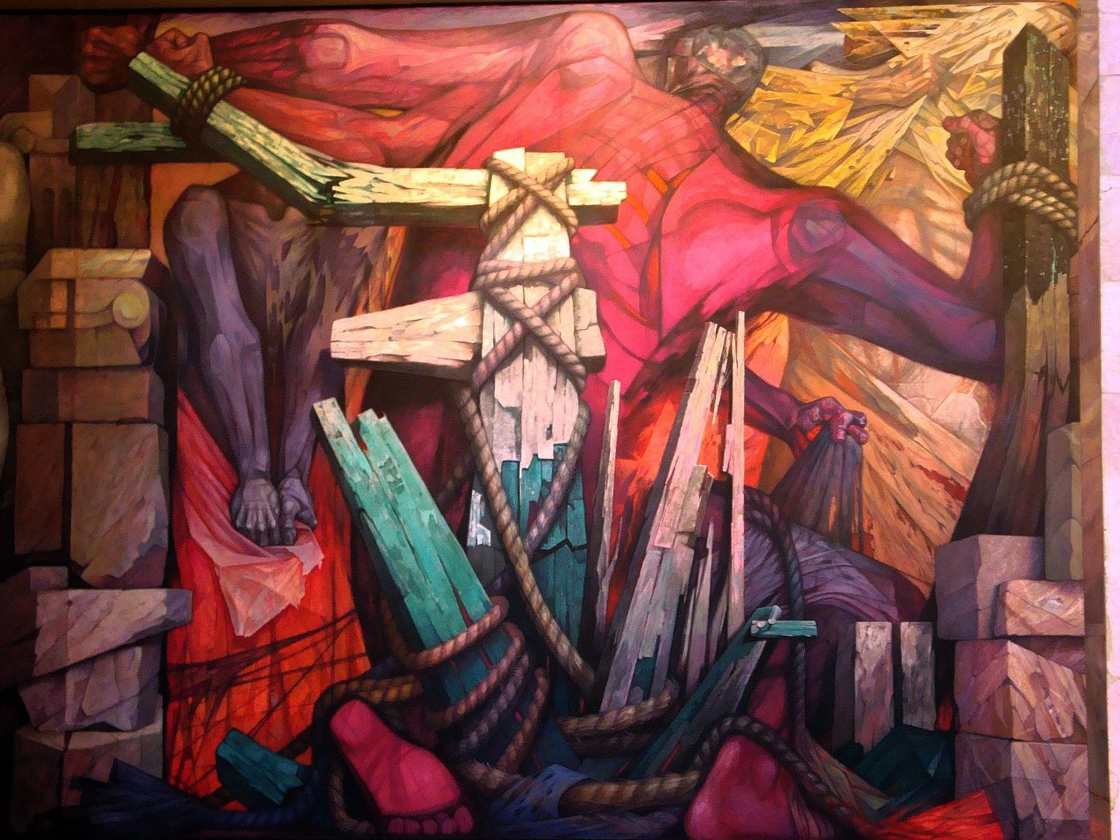 Pintor jorge gonzalez camarena google search jorge for Arte mural mexicano
