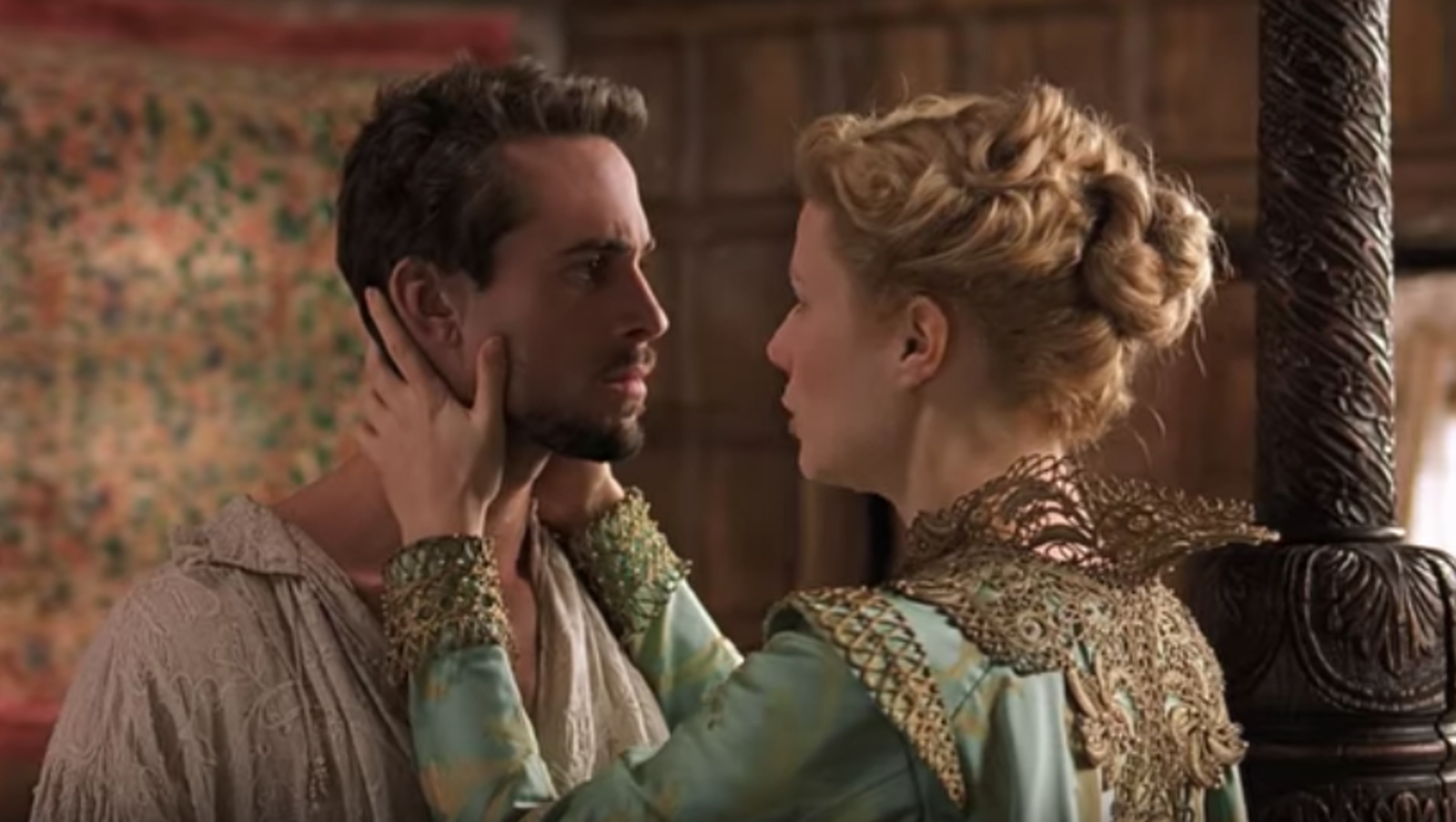 The best movies of 1998 Shakespeare in love, Good movies