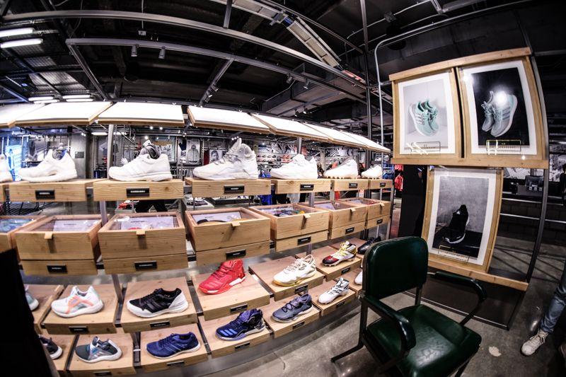 Où acheter des Sneakers et des Converse à New York? | New