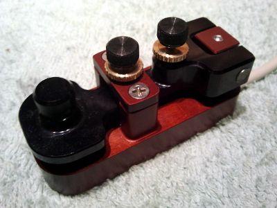 American Morse Equipment's new MS2 mini key | Ham Radio