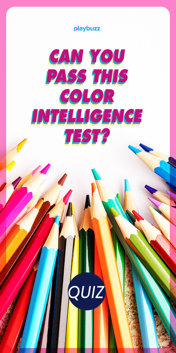 Marvelous Passing This Color Test Means You Have Genius Level Interior Design Ideas Clesiryabchikinfo