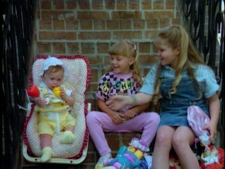 The Girls - DJ, Stephanie & Michelle | Michelle tanner ...