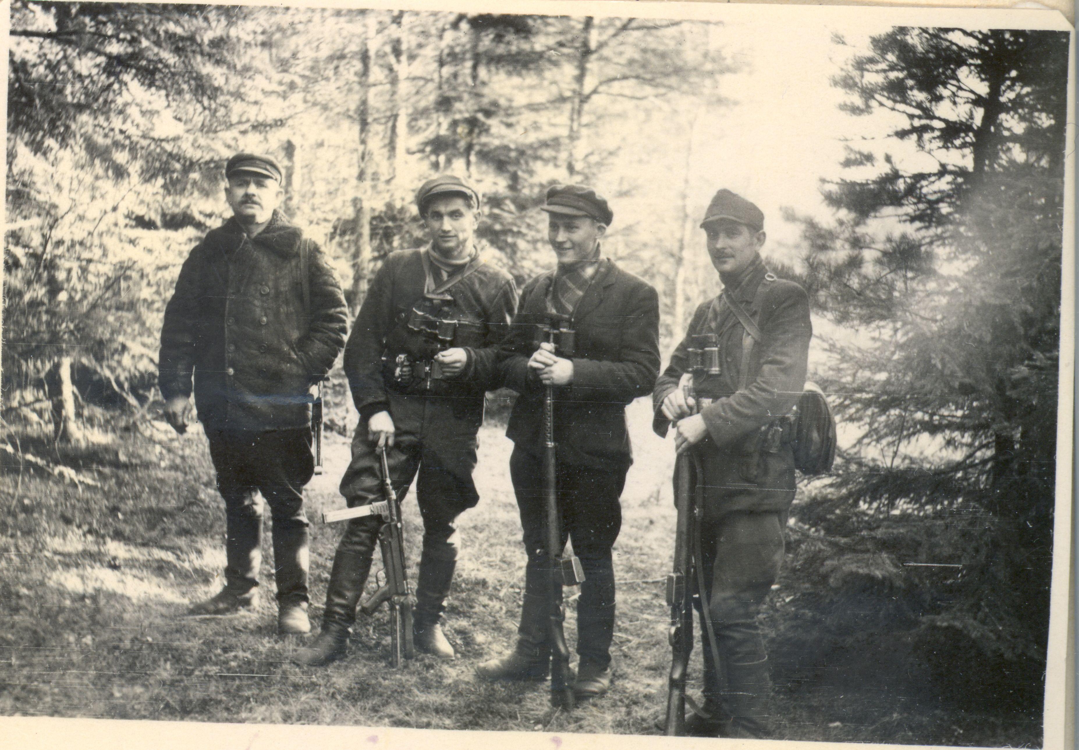 Pin by valdas ramonas on forest brothers civilian