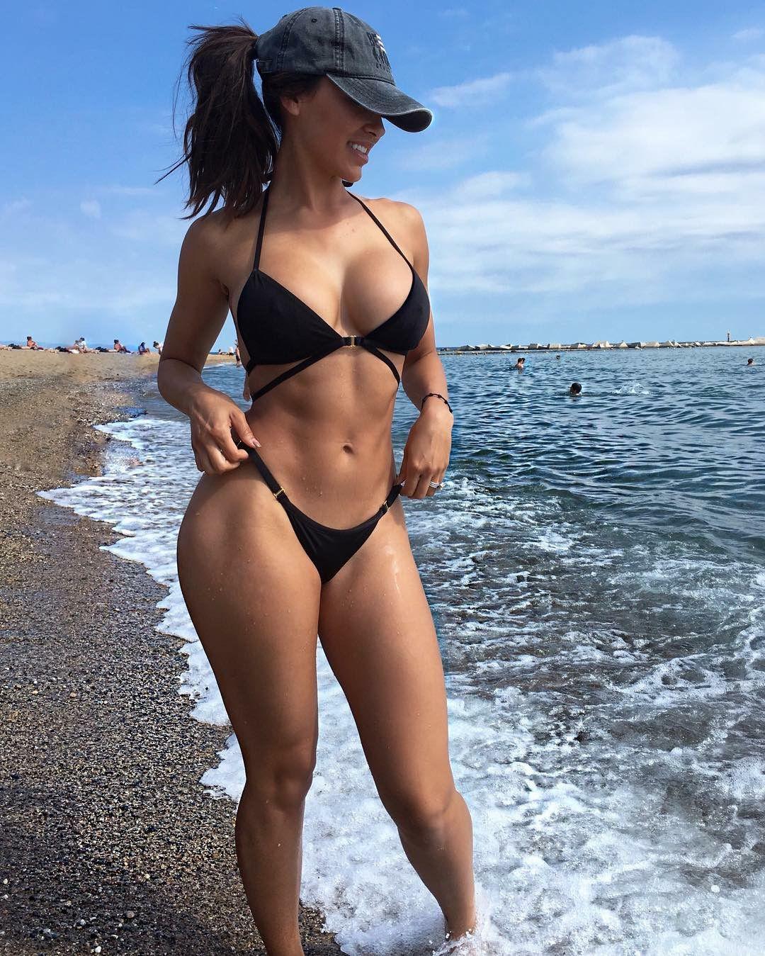 Hot Black Bikini Babes