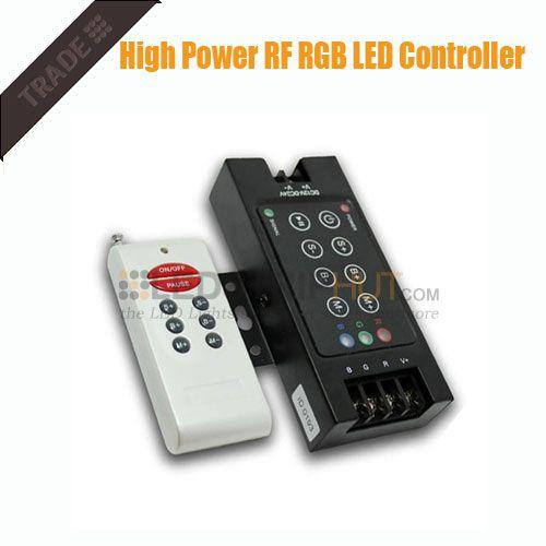 CDIR-4CRGB High Power RF RGB LED Controller