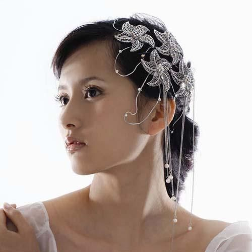 Bridal Hair Accessories Are Beautiful Sweet Unique And Luxurious