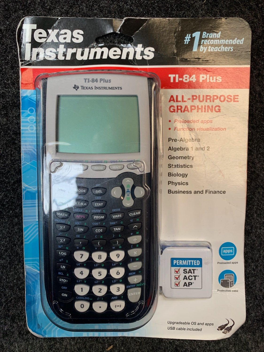 The All Purpose Ti 84 Plus Graphing Calculator Ideal For