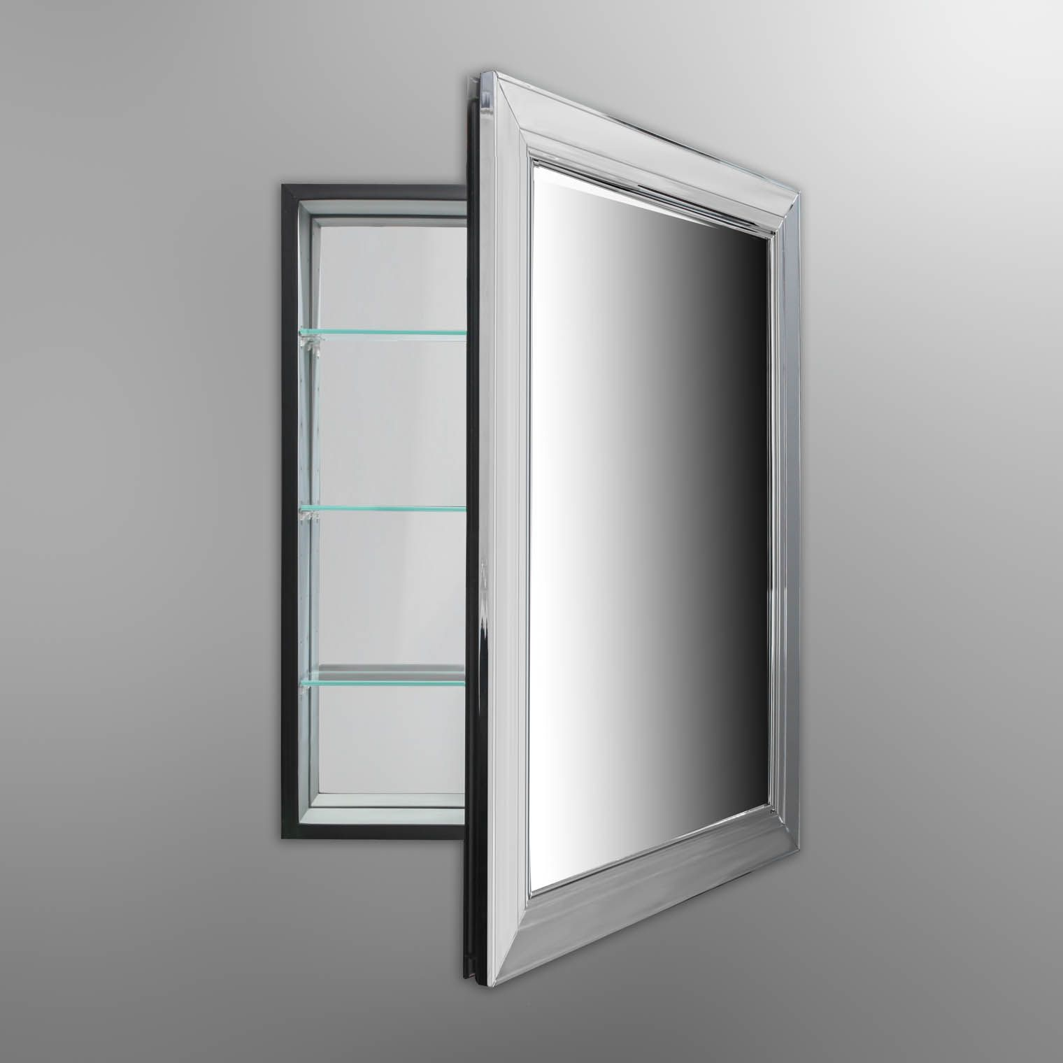 Pegasus Medicine Cabinet For Plenty Of Storage And A Mirror On The Front