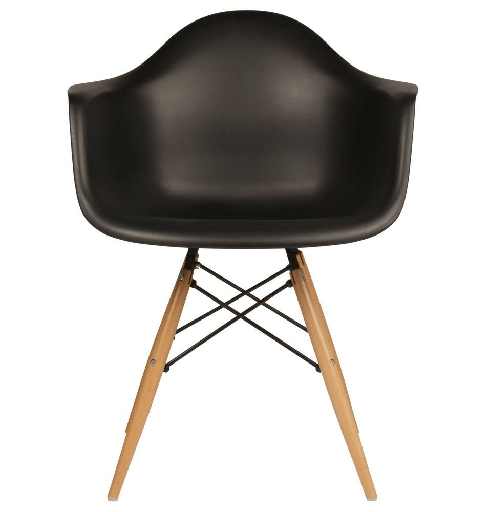 Replica Eames DAW Armchair   Plastic By Charles And Ray Eames   Matt Blatt