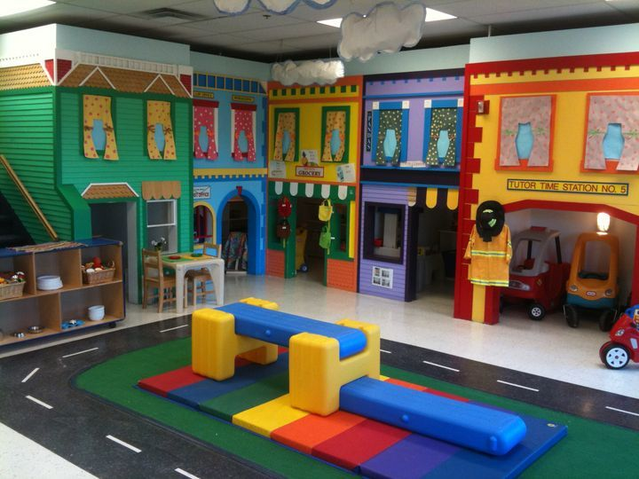 Would Kill To Have Something Like This In My Clroom Childrensindoorplayhouse Indoor Playroom
