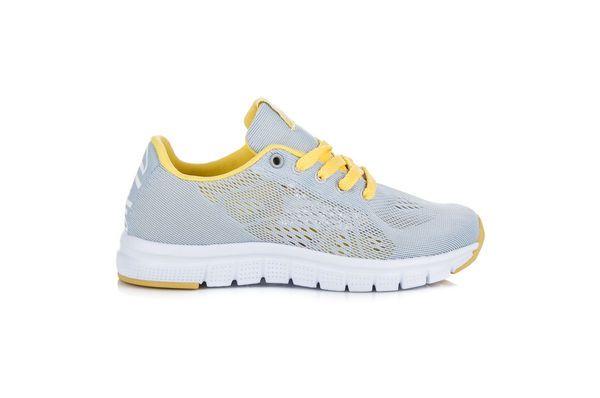 Kylie Sznurowane Obuwie Z Siateczka Szare Nike Free Sneakers Nike Nike