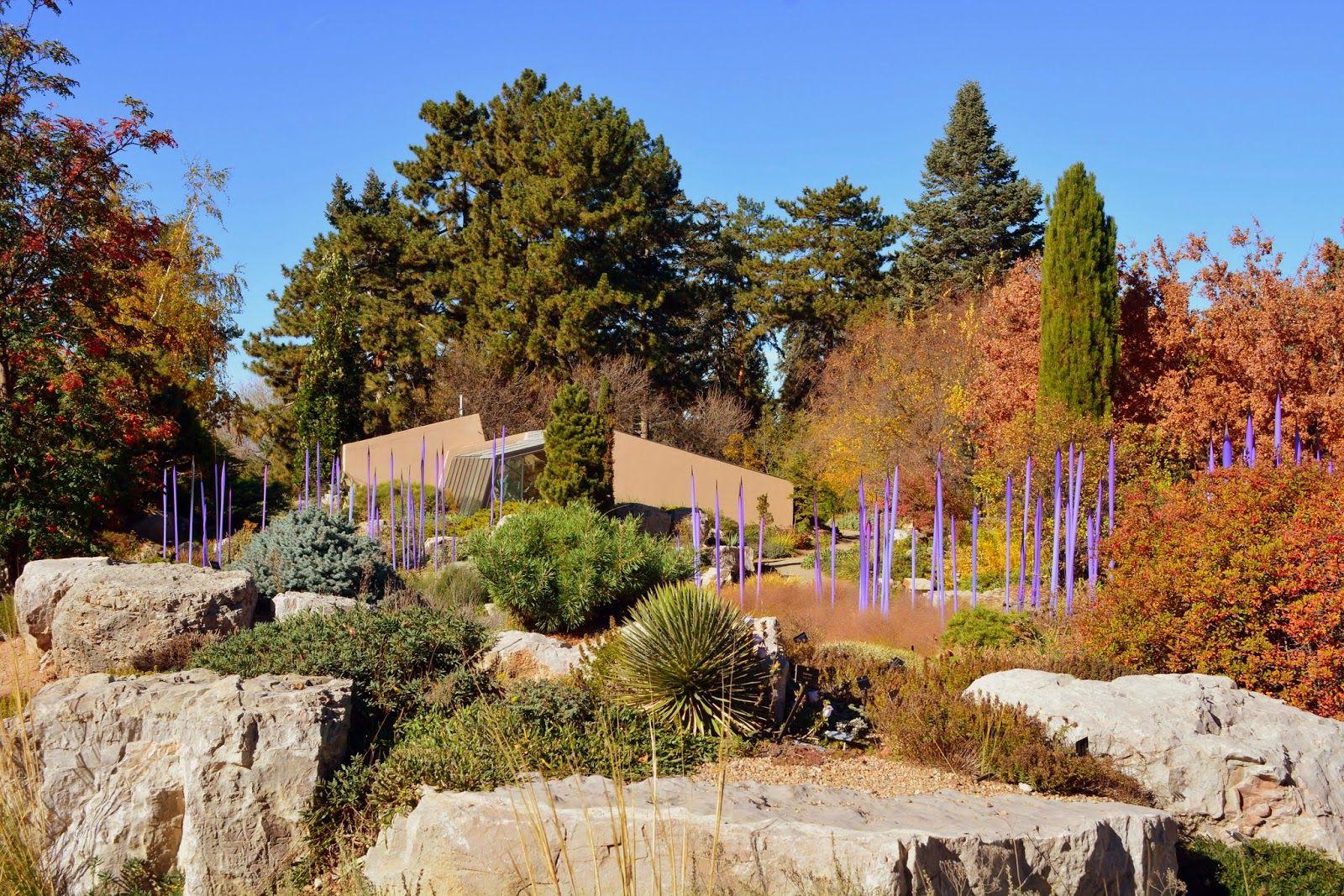 Mille Fiori Favoriti: Chihuly Exhibit at the Denver Botanic Garden ...