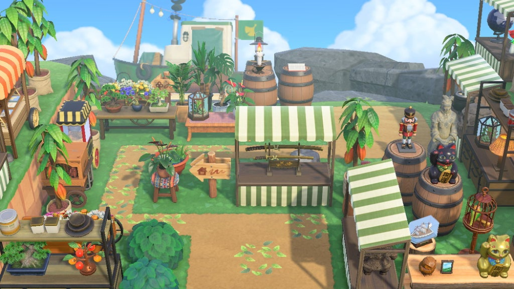 5 Tips For Decorating Your Animal Crossing New Horizons Island Animal Crossing Animal Crossing Redd Animal Crossing Game