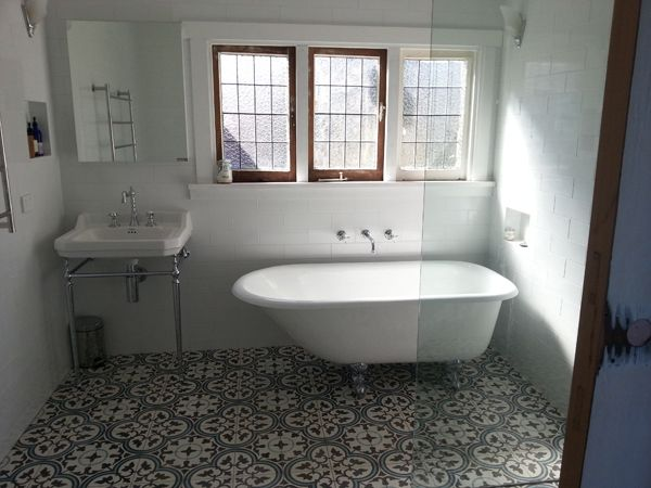 Camerons Bathroom