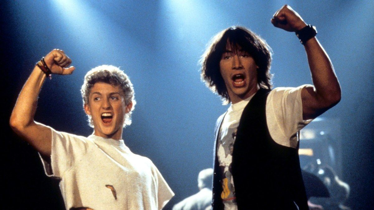 Bill & Ted 3 Gets A Release Date Keanu reeves, Face the