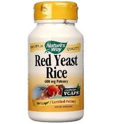 Nature's Way Red Yeast Rice (1x60VCAP)