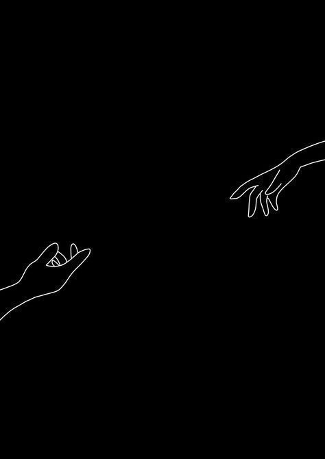 58 ideas for wallpapers Dark Art Black Iphone Hintegr hands Sad Wallpaper aesthetics ...- 58 ideas