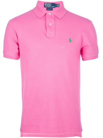 f9ced2eef2ff3 POLO BY RALPH LAUREN Camisa Polo Rosa.