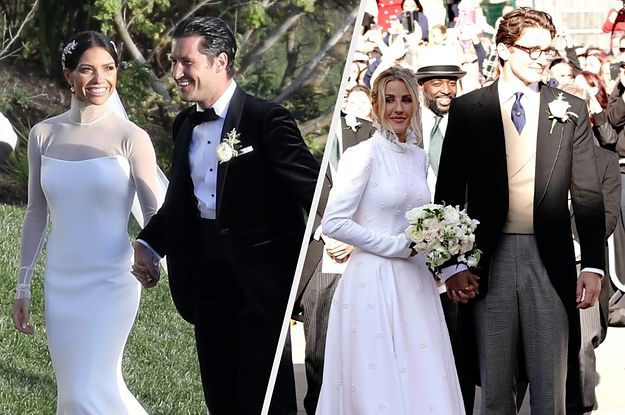 Photo of The most beautiful celebrity weddings of 2019 – the most beautiful celebrity we …