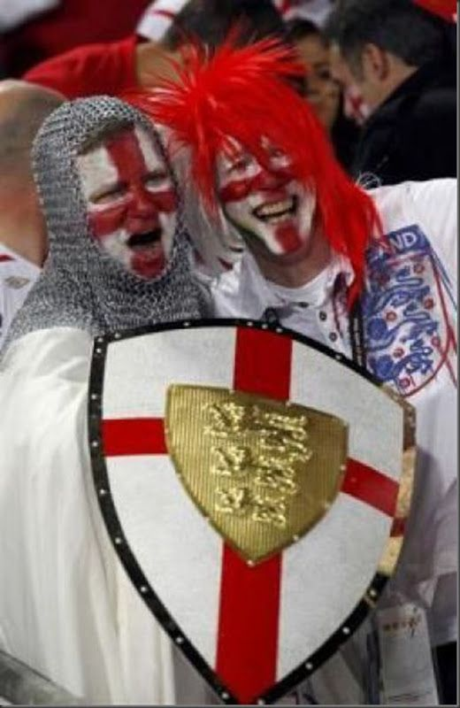 Football Soccer Crazy Funny World Cup Fans England World Cup Soccer Pictures Crazy Costumes