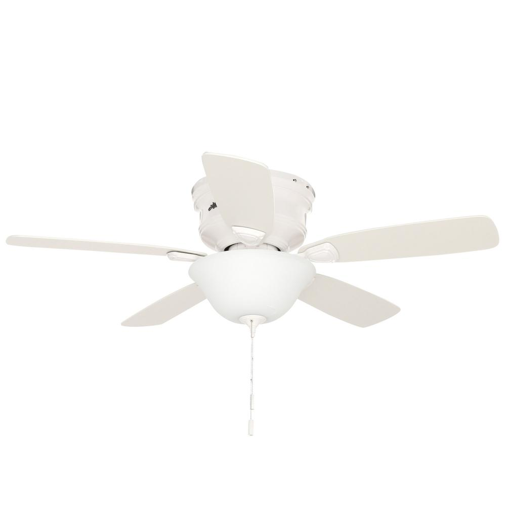 in rated kit white light outdoor hunter res indoor ceiling ceilings mariner fixture wet fan itm